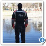 Teiz Motorsports Power Shell - Standard Black Color Scheme