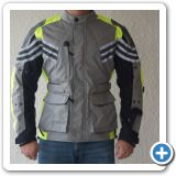 Front View - Sahara Jacket By Teiz Motorsports